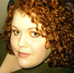 Naturally Curly Henna Hair - Redhead, 3b, Short hair styles, Medium hair styles, Readers, Female, Curly hair hairstyle picture