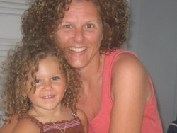 Aunt Judy & Gigi - Brunette, Blonde, 3b, Kids hair, Readers, Female, Curly hair hairstyle picture