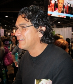Curly Man at ISSE - Male, Medium hair styles, Styles hairstyle picture