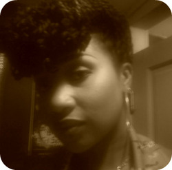 ~Afroshiek~ - Brunette, 4a, Medium hair styles, Updos, Kinky hair, Readers, Female, Black hair, Adult hair, Formal hairstyles, Natural Hair Celebration hairstyle picture