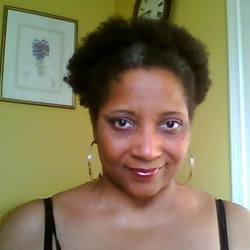 attempted afro puff - Short hair styles, Readers, Female, Curly hair, Black hair, Adult hair hairstyle picture