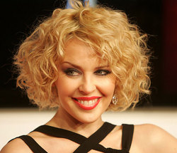 Curly bob - Blonde, Short hair styles, Styles, Female, Curly hair, Adult hair, Bob hairstyles hairstyle picture