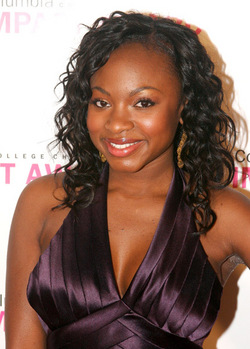 naturi naughton - Brunette, 3a, Celebrities, Wavy hair, Medium hair styles, Kids hair, Female, Curly hair, Teen hair hairstyle picture
