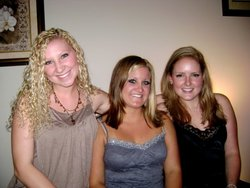 Roommates! - Blonde, 3b, Long hair styles, Readers, Female, Curly hair, Holiday Party Curls, Adult hair hairstyle picture