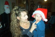 christmas with my son - Wavy hair, 2a, 2b, 2c
