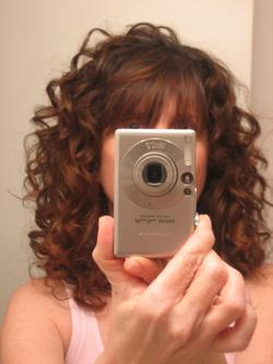 Me and My Curls - Brunette, 3a, Medium hair styles, Winter hair, Readers, Female, Curly hair hairstyle picture