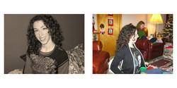 LibbyLoo, Before and After - Makeovers, Deva Curly Girl Challenge hairstyle picture