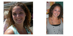 lachickie414, Before and After - Makeovers, Deva Curly Girl Challenge hairstyle picture