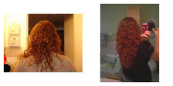 misfitcurls, Before and After - Makeovers, Deva Curly Girl Challenge hairstyle picture