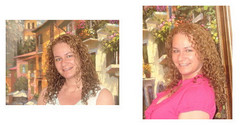 djneaner, Before and After - Makeovers, Deva Curly Girl Challenge hairstyle picture