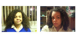 Curly_3C, Before and After - Makeovers, Deva Curly Girl Challenge hairstyle picture