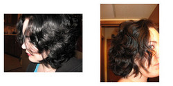 blackfoothair, Before and After - Makeovers, Deva Curly Girl Challenge hairstyle picture