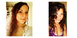 kayla13marie123, Before and After - Makeovers, Deva Curly Girl Challenge hairstyle picture