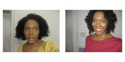 BonnieO, Before and After - Makeovers, Deva Curly Girl Challenge hairstyle picture