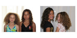 Curls g0ne wild, Before and After - Makeovers, Deva Curly Girl Challenge hairstyle picture