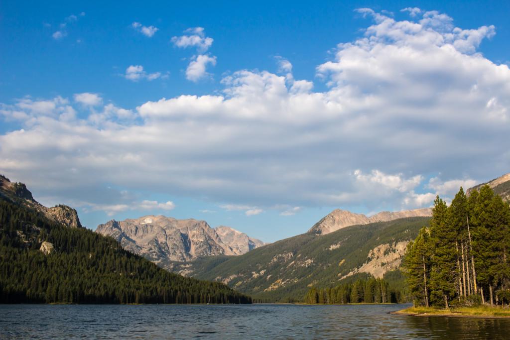 Island Lake.