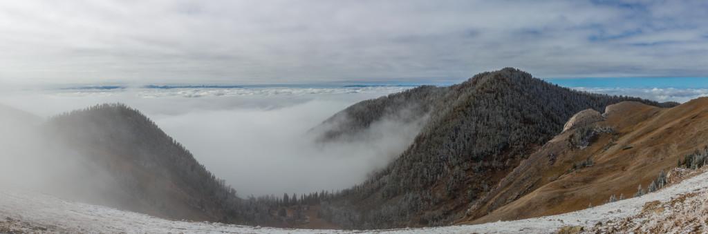 Corbly Gulch Panorama.