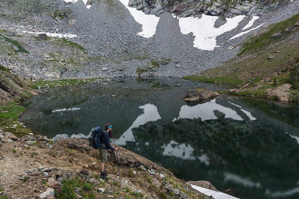 Glacier Lake.