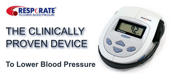 RESPeRATE to lower High Blood Pressure