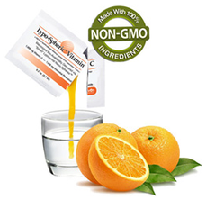 Lypospheric Vitamin C with no GMOs