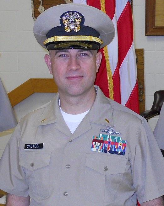 Togetherweserved Ltjg David Casteel