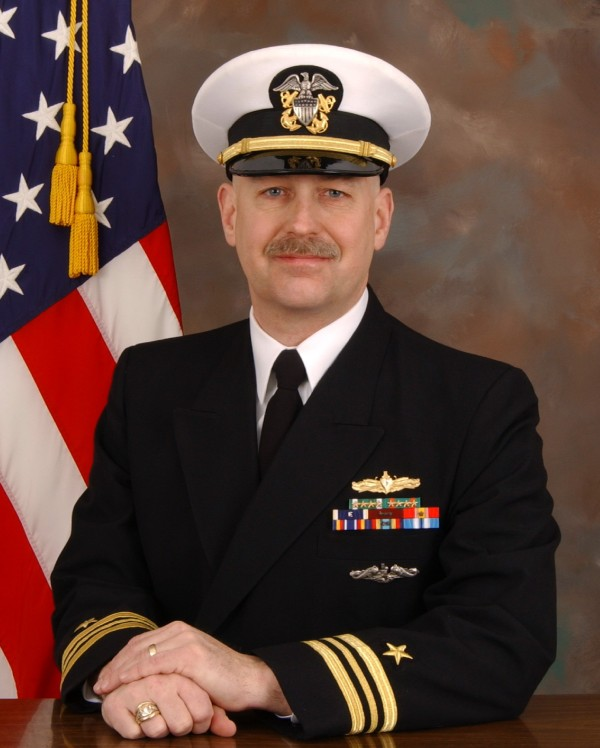 Togetherweserved Lcdr Ray Burkhard