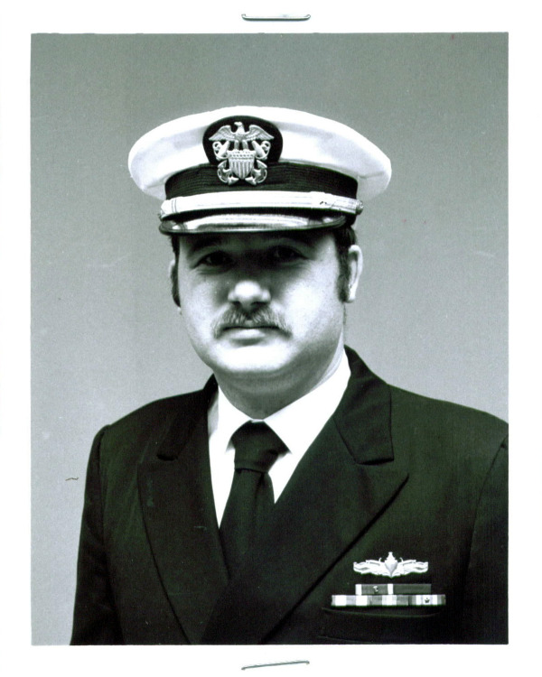 Togetherweserved Lcdr Dave Hunt