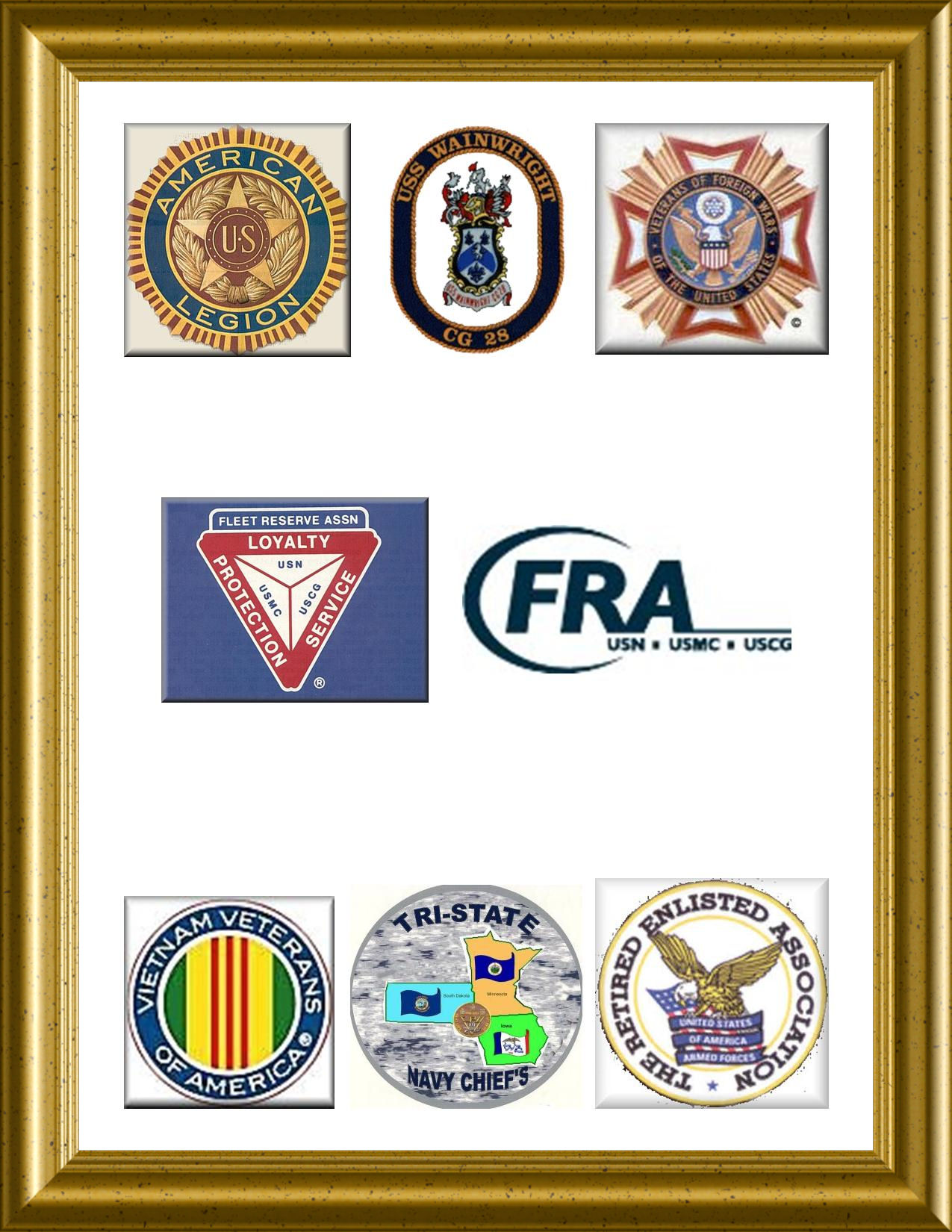 Roger Brooks (PNCS Brooks Initiated 16 Jan, 1976), PNCS - What military associations are you a member of, if any? What specific benefits do you derive from your memberships?
