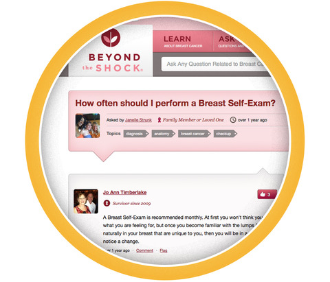 breast cancer programs beyond the shock ask bts