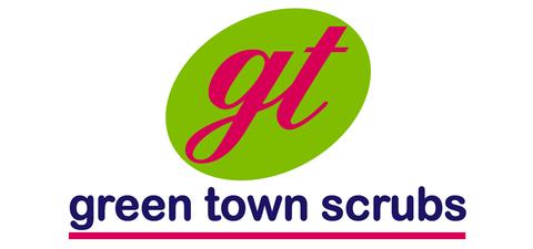 NBCF Sponsor Green Town Scrubs