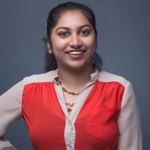 NBCF HS Intern Kulsoom Jawaid