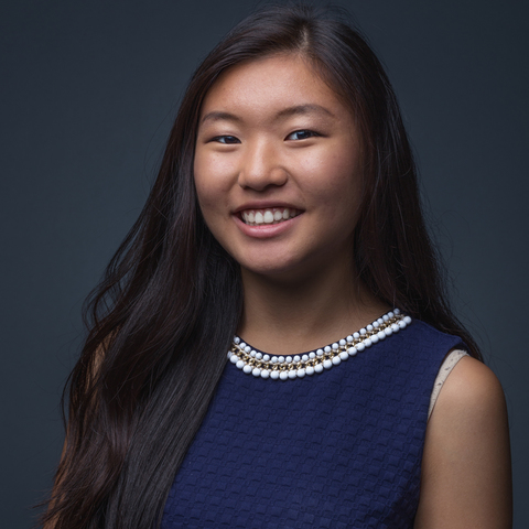 NBCF HS Intern Michelle Tong
