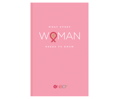 What Every Woman Needs to Know, a free eBook with potentially life-saving information about breast cancer detection.