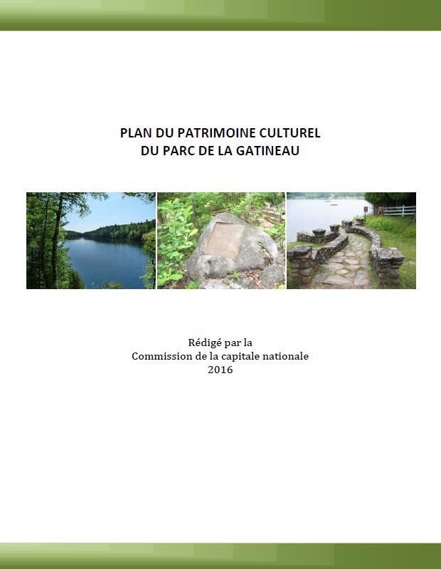 Plan du patrimoine culturel