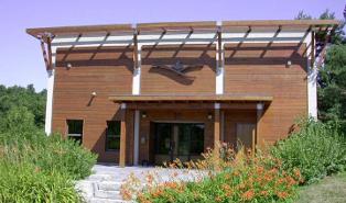 Centre des visiteurs du Parc de la Gatineau