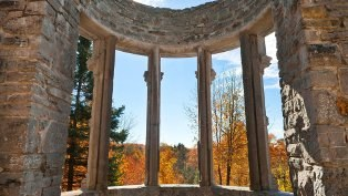 Sounds of the Fall at Mackenzie King Estate