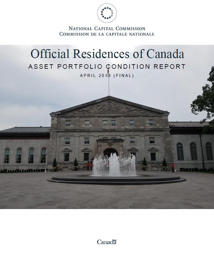 Official Residences of Canada Asset Portfolio Condition Report