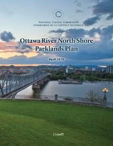 Ottawa River North Shore Parklands Plan April 2018