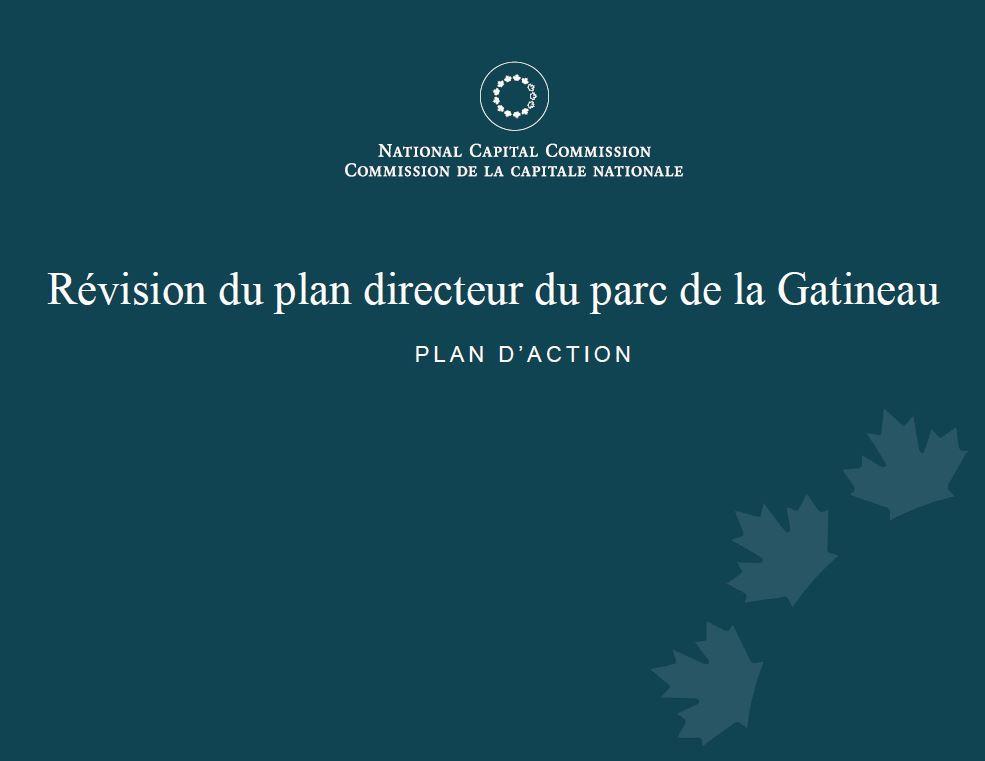 Révision du Plan directeur du parc de la Gatineau