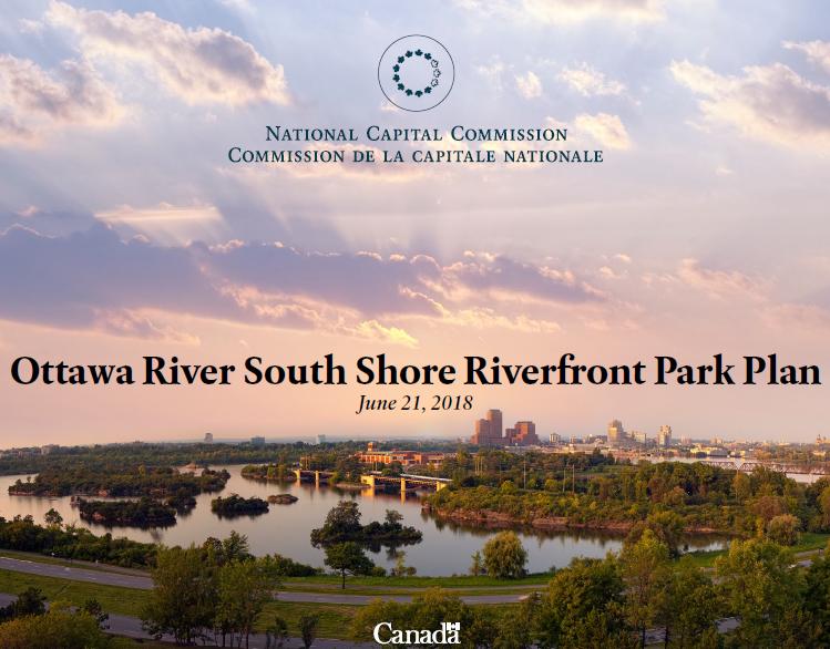 Ottawa River South Shore Riverfront Park Plan