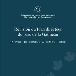 Révision du Plan directeur  du parc de la Gatineau - Rapport de Consultation Publique Étape 1