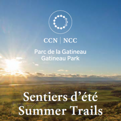 Gatineau Park Summer Trails Map
