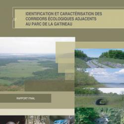 Identification et caractérisation des corridors écologiques adjacents au parc de la Gatineau