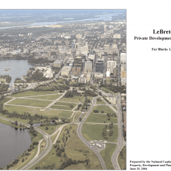 LeBreton Flats Private Development Design Guidelines