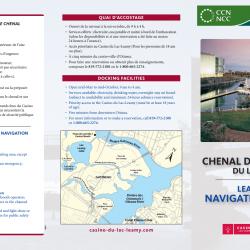 Leamy Lake Navigation Channel
