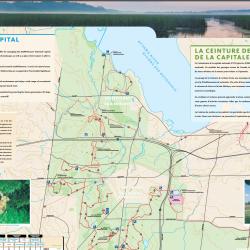 National Capital Greenbelt Trail Map