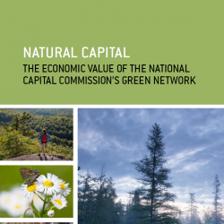 Natural Capital - The Economic Value of the National Capital Commission's Green Network