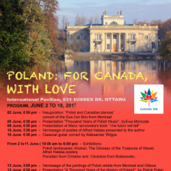 Poland: For Canada With Love Program