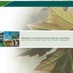Résumé du plan directeur du parc de la Gatineau