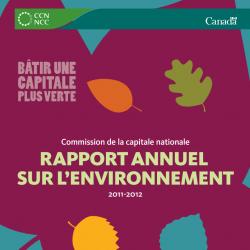 Rapport annuel sur l'environnement 2011-2012